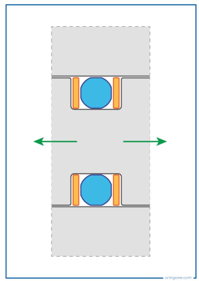 Alternating linear dynamic applications